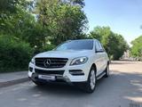 Mercedes-Benz ML 400 2014 года за 17 000 000 тг. в Алматы – фото 3