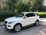 Mercedes-Benz ML 400 2014 года за 17 000 000 тг. в Алматы – фото 5