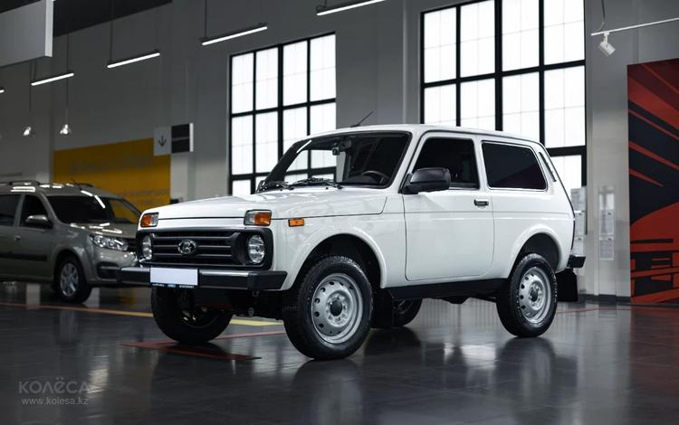 ВАЗ (Lada) 2121 Нива Classic 2021 года за 5 140 000 тг. в Актобе