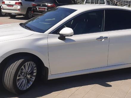 Toyota Camry 2019 года за 13 300 000 тг. в Костанай – фото 4