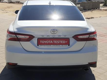 Toyota Camry 2019 года за 13 300 000 тг. в Костанай – фото 8
