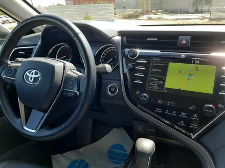 Toyota Camry 2019 года за 13 300 000 тг. в Костанай – фото 17