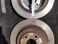 Задние тормозные диски 290мм за 12 000 тг. в Алматы