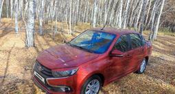 ВАЗ (Lada) Granta 2190 (седан) 2019 года за 4 600 000 тг. в Петропавловск – фото 3