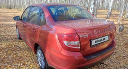 ВАЗ (Lada) Granta 2190 (седан) 2019 года за 4 600 000 тг. в Петропавловск – фото 5
