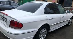 Hyundai Sonata 2003 года за 2 400 000 тг. в Семей – фото 4