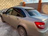 ВАЗ (Lada) Granta 2190 (седан) 2013 года за 1 900 000 тг. в Атырау – фото 4