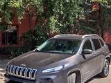 Jeep Cherokee 2014 года за 10 950 000 тг. в Алматы – фото 4