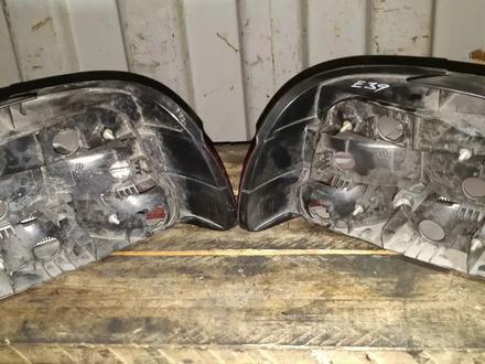 Стоп фонарь фонари задние пара БМВ е39 BMW e39 за 7 000 тг. в Алматы – фото 2