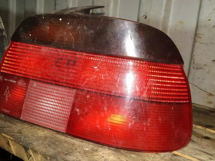 Стоп фонарь фонари задние пара БМВ е39 BMW e39 за 7 000 тг. в Алматы – фото 5