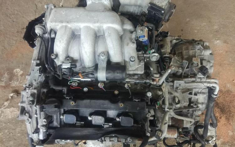 Двигатель vq35 Nissan Maxima 3.5Л (ниссан максима) за 777 тг. в Алматы