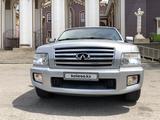 Infiniti QX56 2005 года за 5 500 000 тг. в Алматы