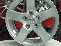 Новые авто-диски на r16 5*114.3 Toyota за 115 000 тг. в Алматы