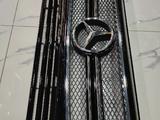 Решетка радиатора Mercedes Benz G-Class Гелентваген за 45 000 тг. в Алматы – фото 2