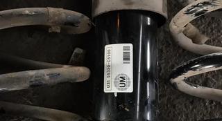 Задний амортизатор и 2 задание пружины за 100 000 тг. в Нур-Султан (Астана)