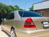 Mercedes-Benz C 230 1997 года за 2 500 000 тг. в Каскелен – фото 5