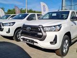 Toyota Hilux 2020 года за 18 500 000 тг. в Костанай