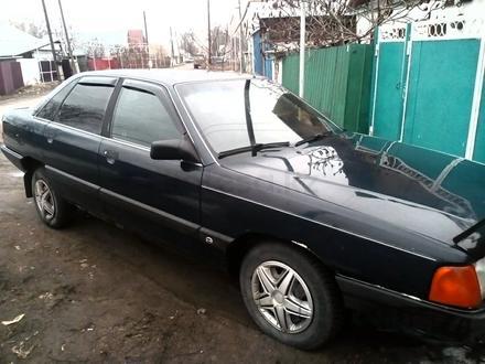 Audi 100 1989 года за 900 000 тг. в Шу – фото 2