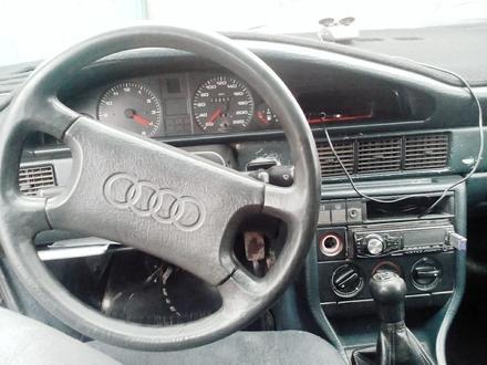 Audi 100 1989 года за 900 000 тг. в Шу – фото 6