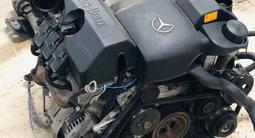 Контрактный двигатель Mercedes m112 обьем 2.6 л Из Швейцарии! С… за 290 350 тг. в Нур-Султан (Астана) – фото 2