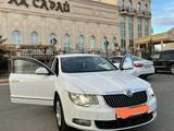 Skoda Superb 2013 года за 4 100 000 тг. в Уральск – фото 4