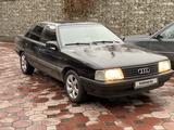 Audi 100 1990 года за 990 000 тг. в Алматы – фото 2