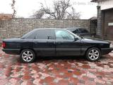 Audi 100 1990 года за 990 000 тг. в Алматы – фото 3
