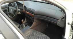 BMW 520 1997 года за 1 700 000 тг. в Алматы – фото 5