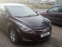 Hyundai Elantra 2014 года за 5 500 000 тг. в Караганда