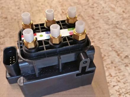 Блок клапанов пневмоподвески за 80 000 тг. в Костанай – фото 5