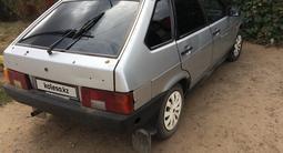 ВАЗ (Lada) 2109 (хэтчбек) 2003 года за 600 000 тг. в Актобе – фото 3
