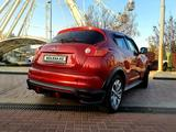 Nissan Juke 2013 года за 5 900 000 тг. в Алматы – фото 2