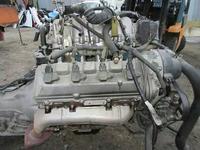 Двигатель мотор 2UZ VVT-I V4, 7 на Toyota Land Cruiser… за 1 400 000 тг. в Алматы