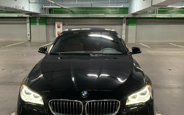 BMW 528 2016 года за 13 500 000 тг. в Нур-Султан (Астана)