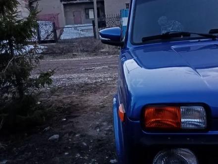 ВАЗ (Lada) 2121 Нива 1981 года за 1 550 000 тг. в Темиртау – фото 17