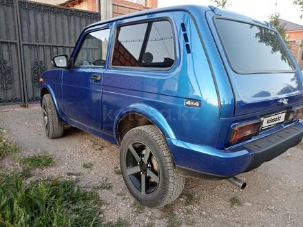 ВАЗ (Lada) 2121 Нива 1981 года за 1 550 000 тг. в Темиртау – фото 3
