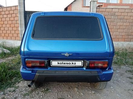 ВАЗ (Lada) 2121 Нива 1981 года за 1 550 000 тг. в Темиртау – фото 4