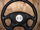 Руль на Subaru Forester 1997-2002 год за 10 000 тг. в Алматы – фото 5