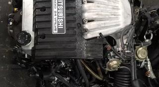 Mitsubishi Galant 6a13 2.5 Двигатель за 250 000 тг. в Нур-Султан (Астана)