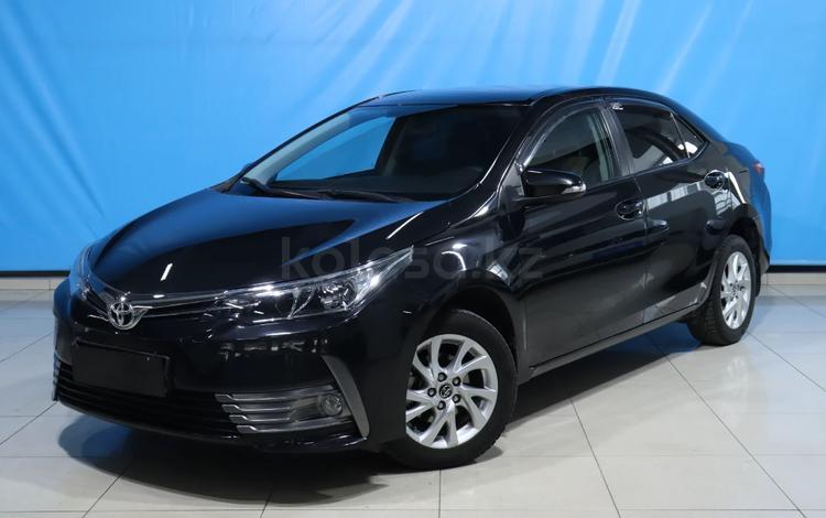 Toyota Corolla 2018 года за 7 770 000 тг. в Алматы