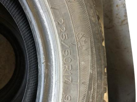 Зимние шины с щипами за 70 000 тг. в Алматы – фото 2