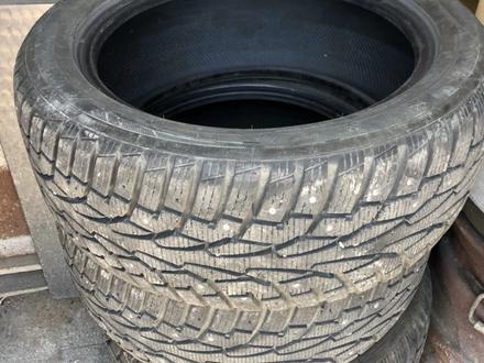 Зимние шины с щипами за 70 000 тг. в Алматы – фото 5