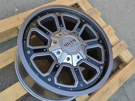Оригинальные усиленные диски американской компании Wheel Pros, USA за 605 000 тг. в Алматы – фото 2