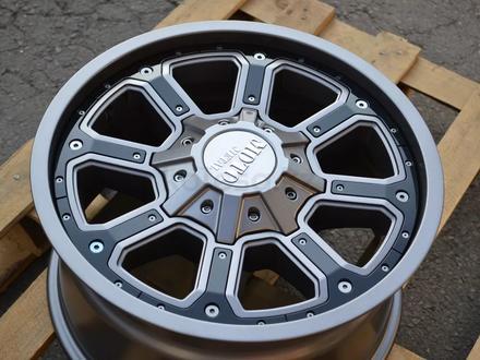Оригинальные усиленные диски американской компании Wheel Pros, USA за 605 000 тг. в Алматы – фото 4