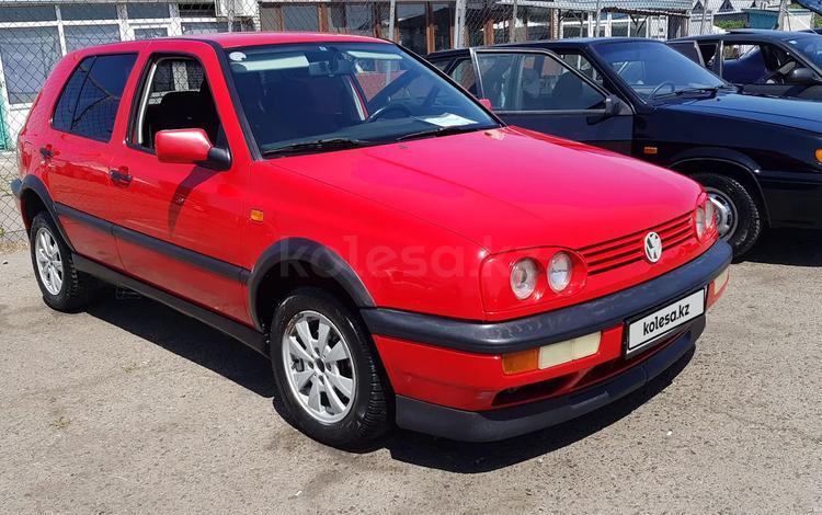 Volkswagen Golf 1994 года за 1 720 000 тг. в Алматы