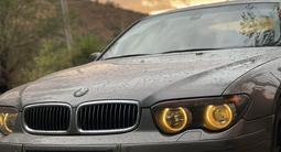 BMW 735 2003 года за 4 200 000 тг. в Алматы – фото 2