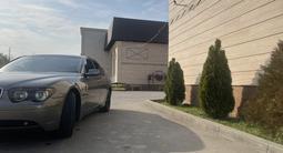 BMW 735 2003 года за 4 200 000 тг. в Алматы – фото 5