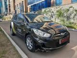 Hyundai Accent 2014 года за 3 600 000 тг. в Нур-Султан (Астана) – фото 2