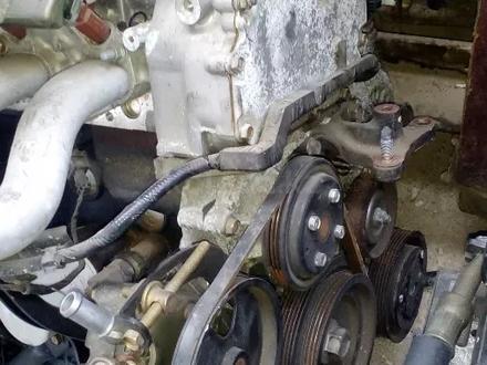 Двигатель на Ниссан Альмеру 1.5Л.1.6Л за 170 000 тг. в Алматы – фото 2