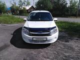 ВАЗ (Lada) 2190 (седан) 2012 года за 1 850 000 тг. в Петропавловск – фото 5
